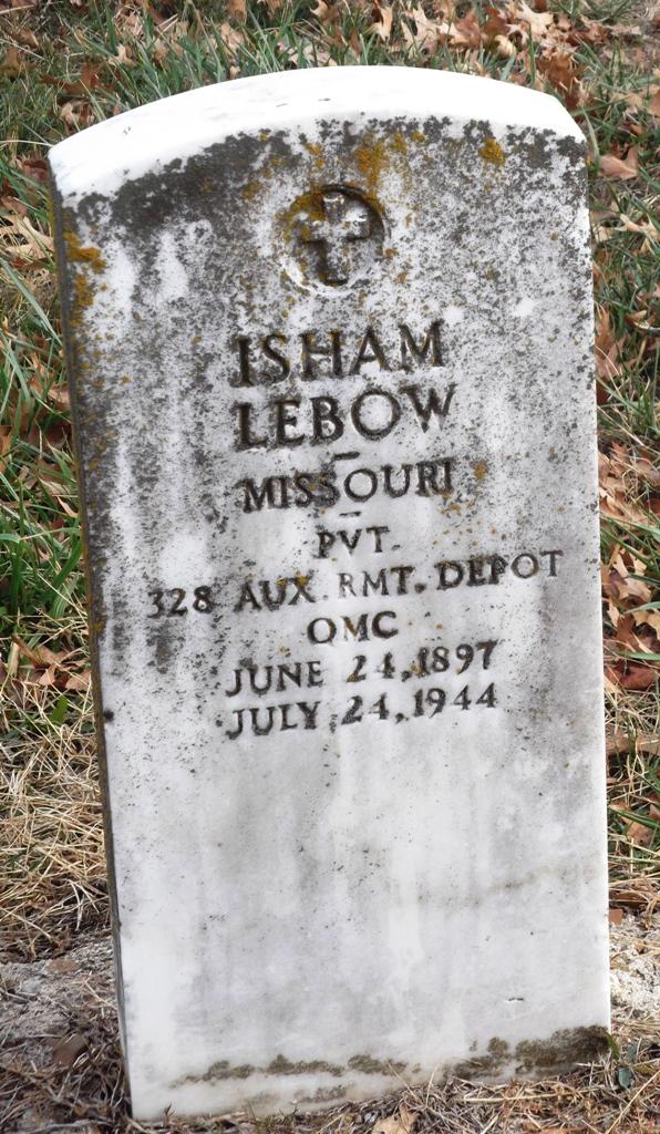 Isham H Lebow