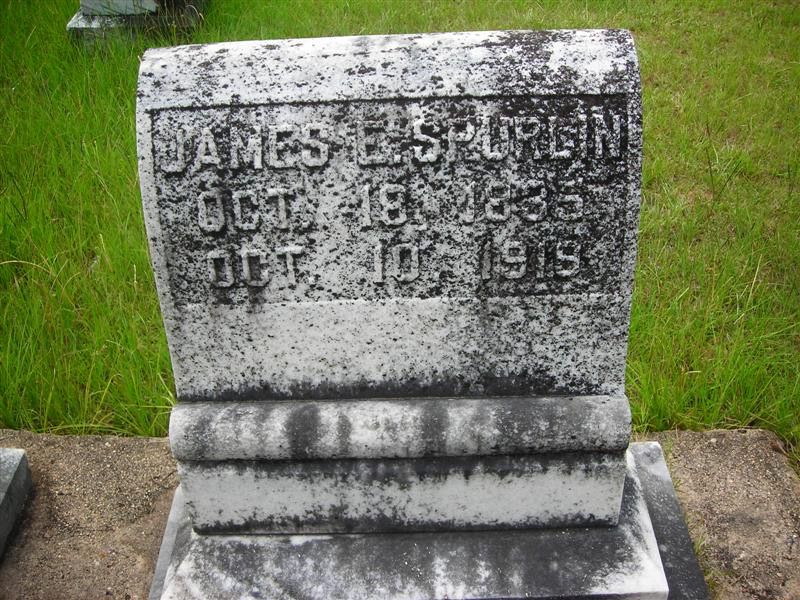 James E Spurlin