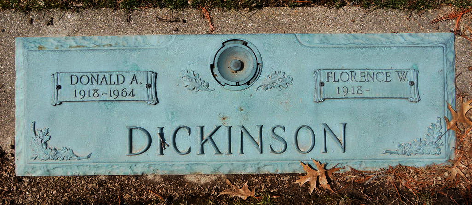 Donald Lester Dickinson