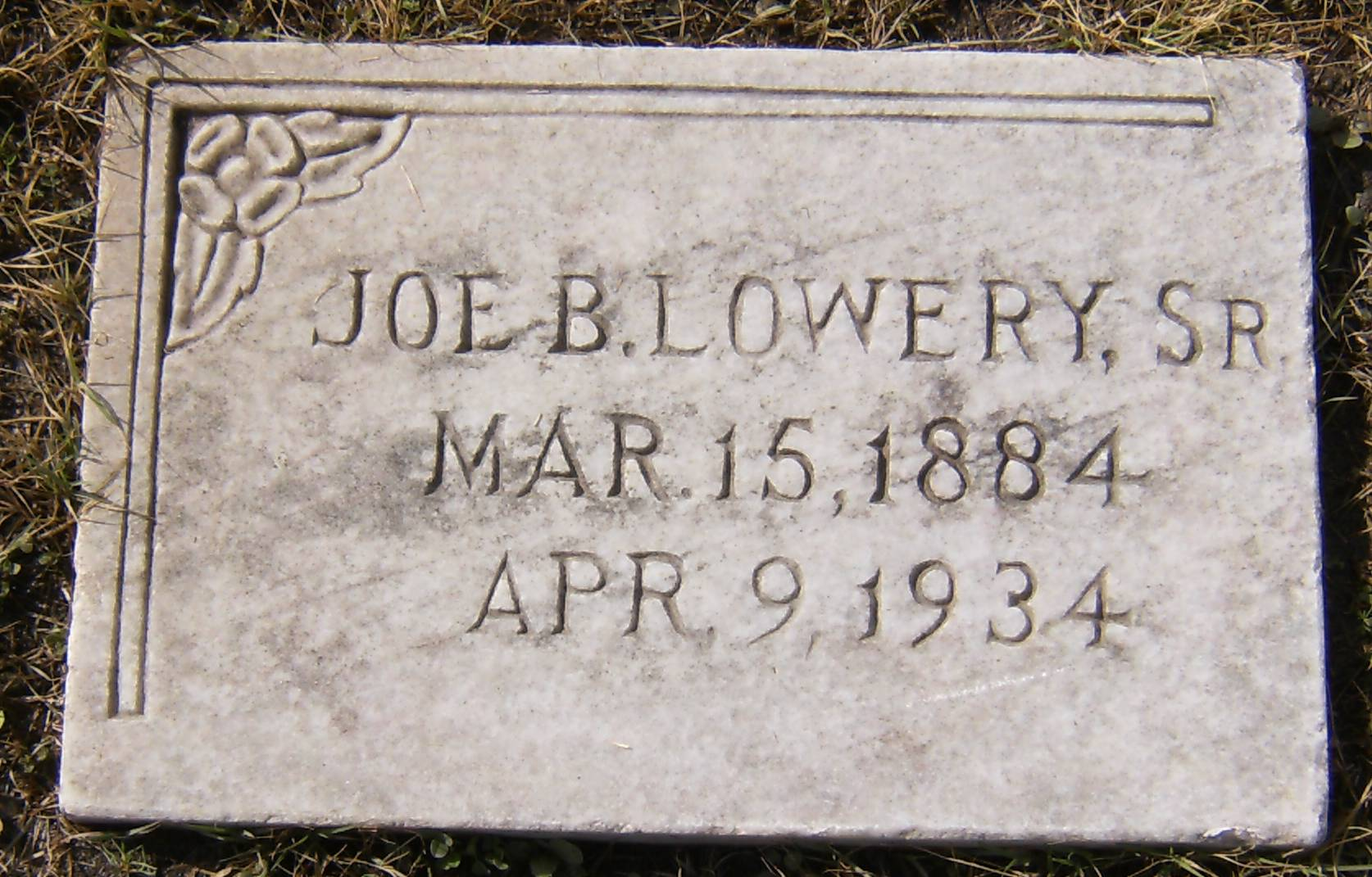 Joe Brown Lowery