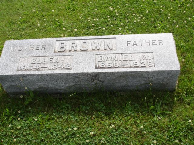 D. M. Brown