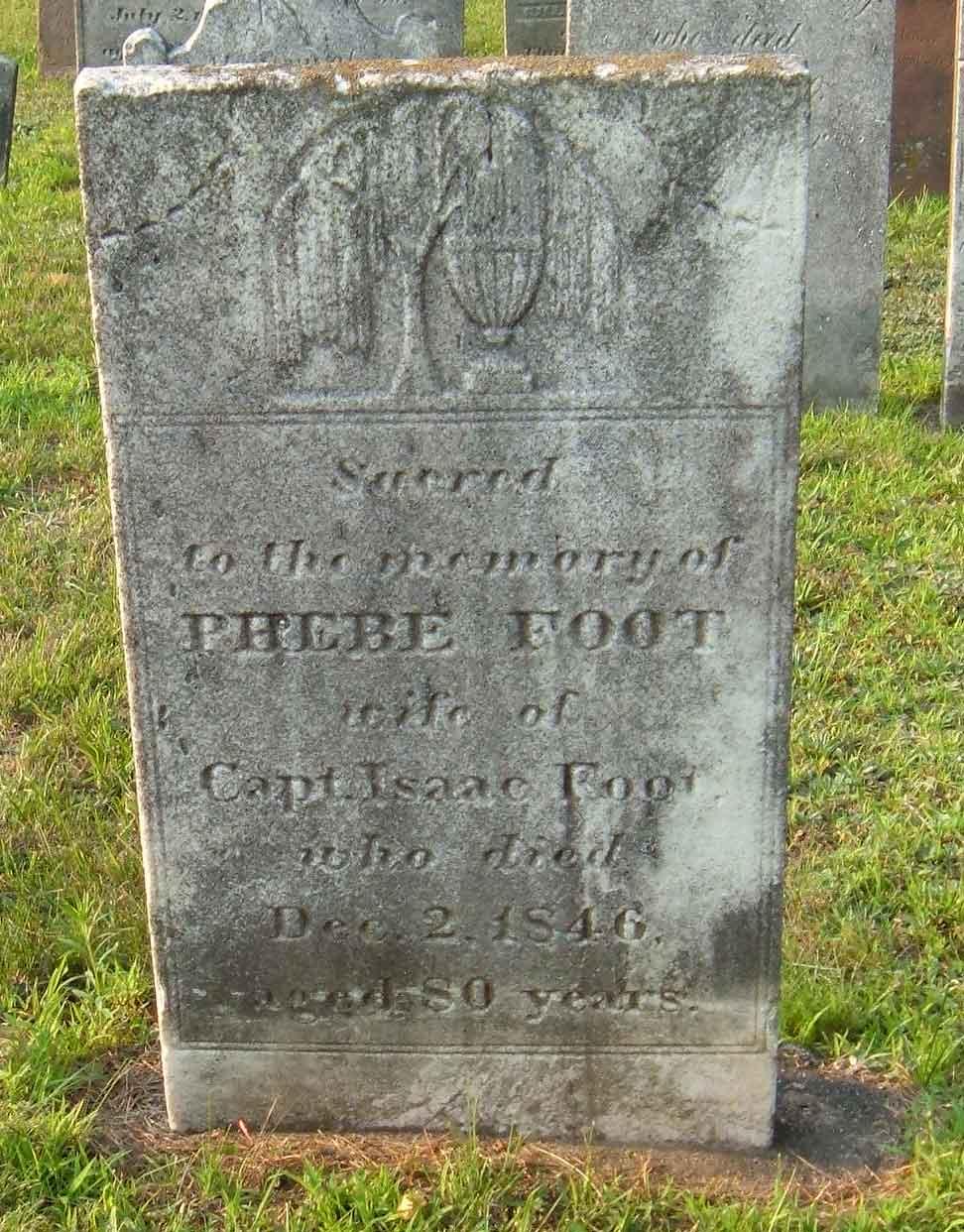 Phebe Benton