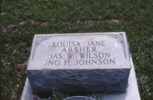 Louisa Jane Absher Wilson