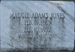 "Margaret "" Maggie"" E. Adams"