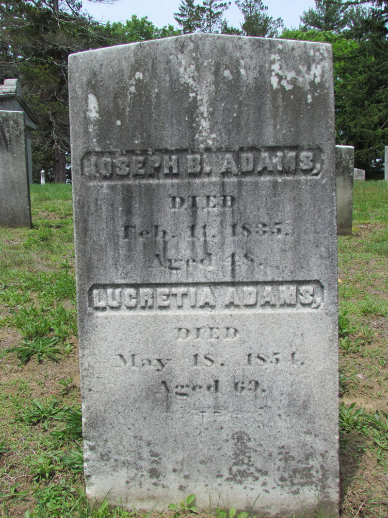 Joseph Bradford Adams
