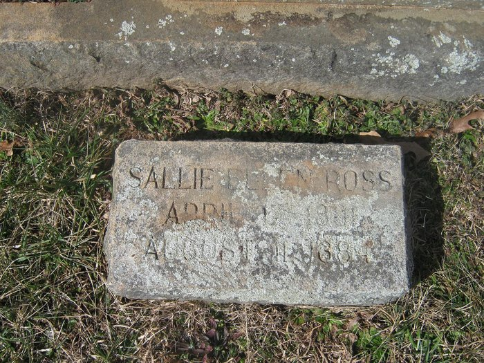Sallie Ellen Ross