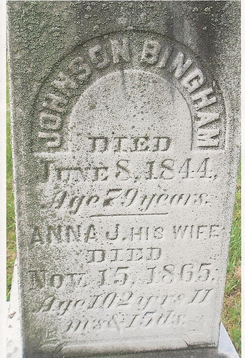 Anna Brewster Johnson