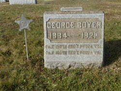 George E Boyer