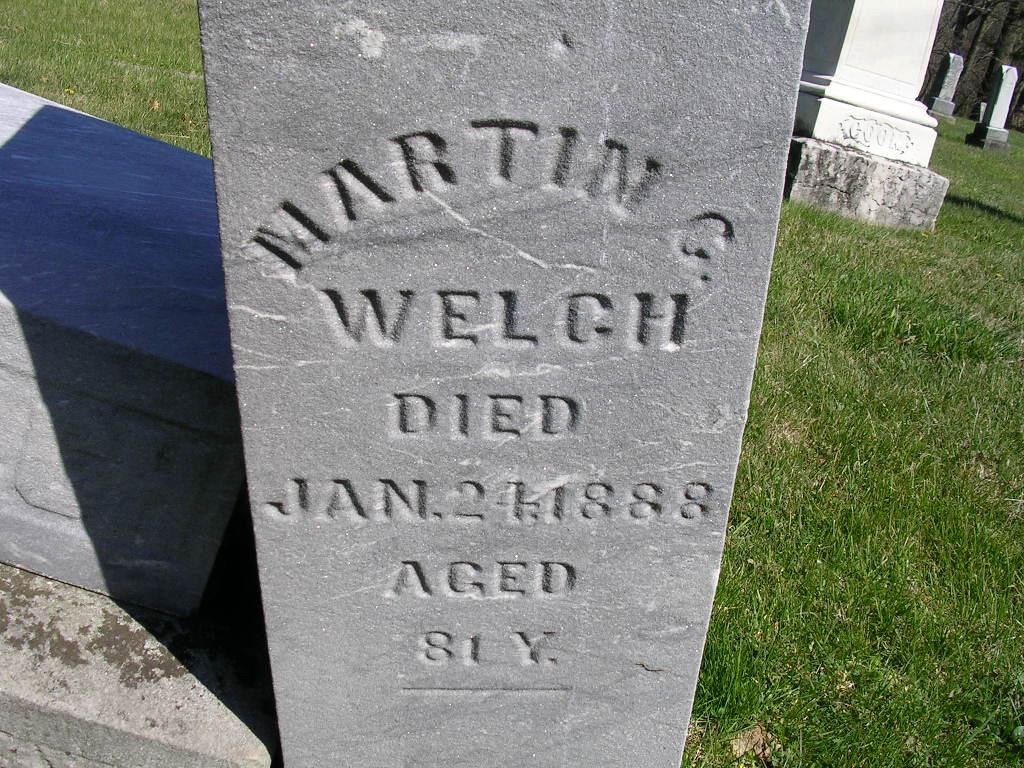 Martin Cornelius Welch