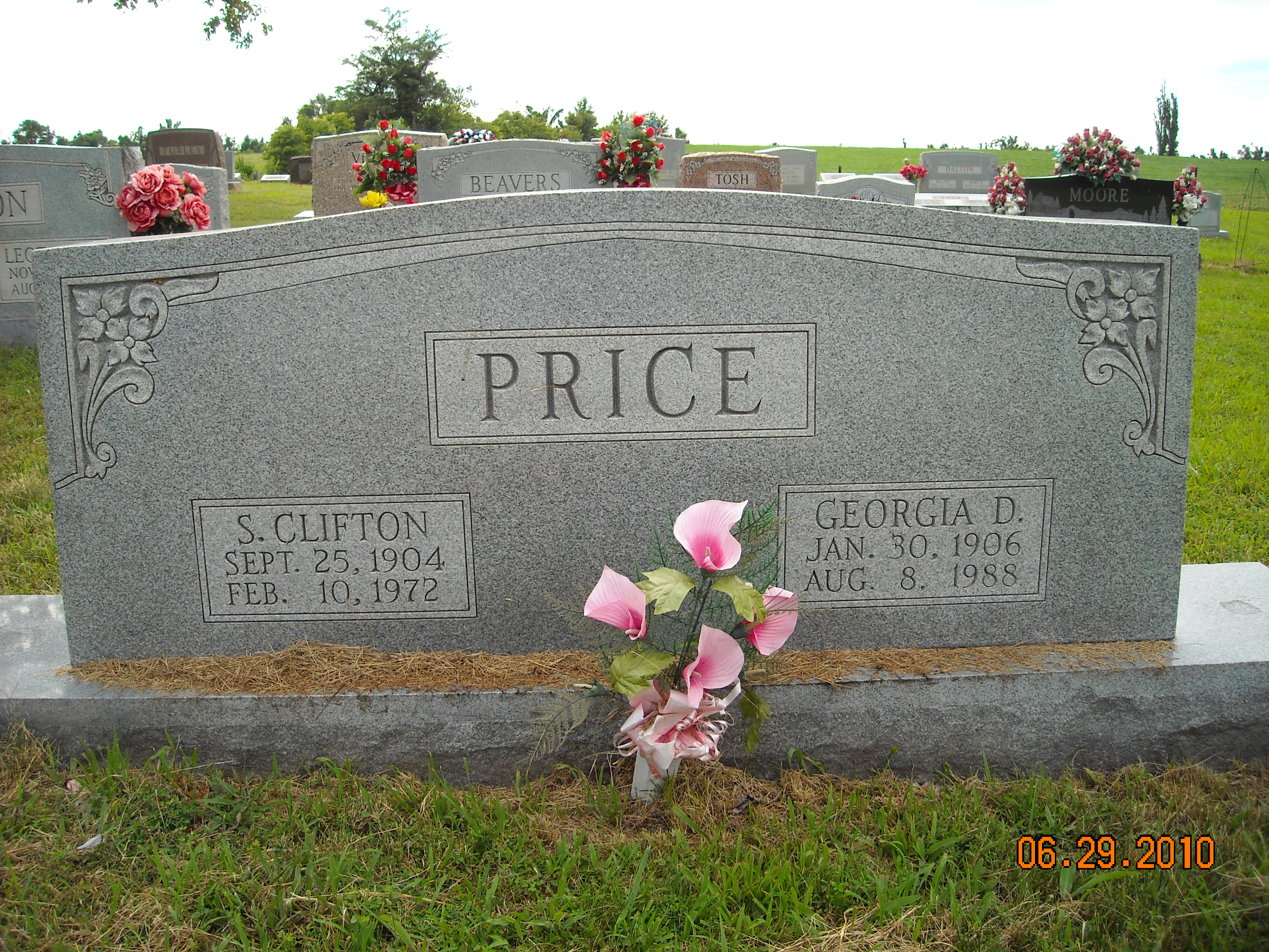 Clifton Ray Price