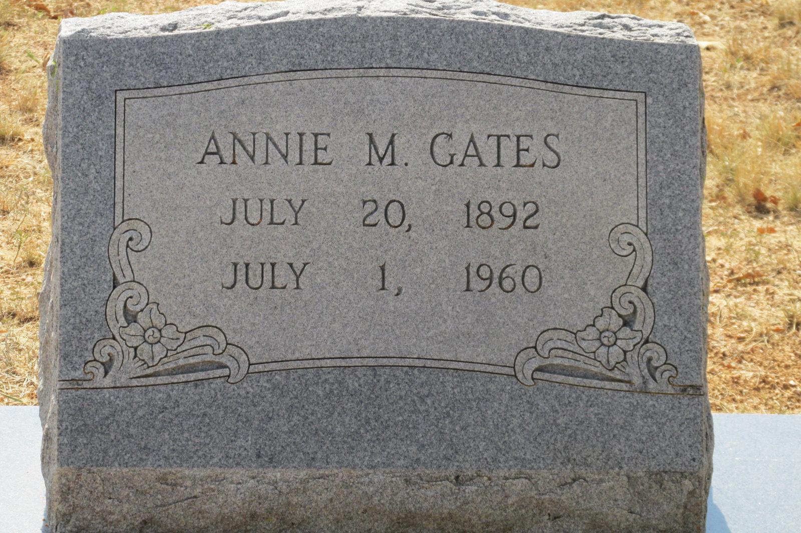 Annie Margarete (Knotts Kinsey) Knotts