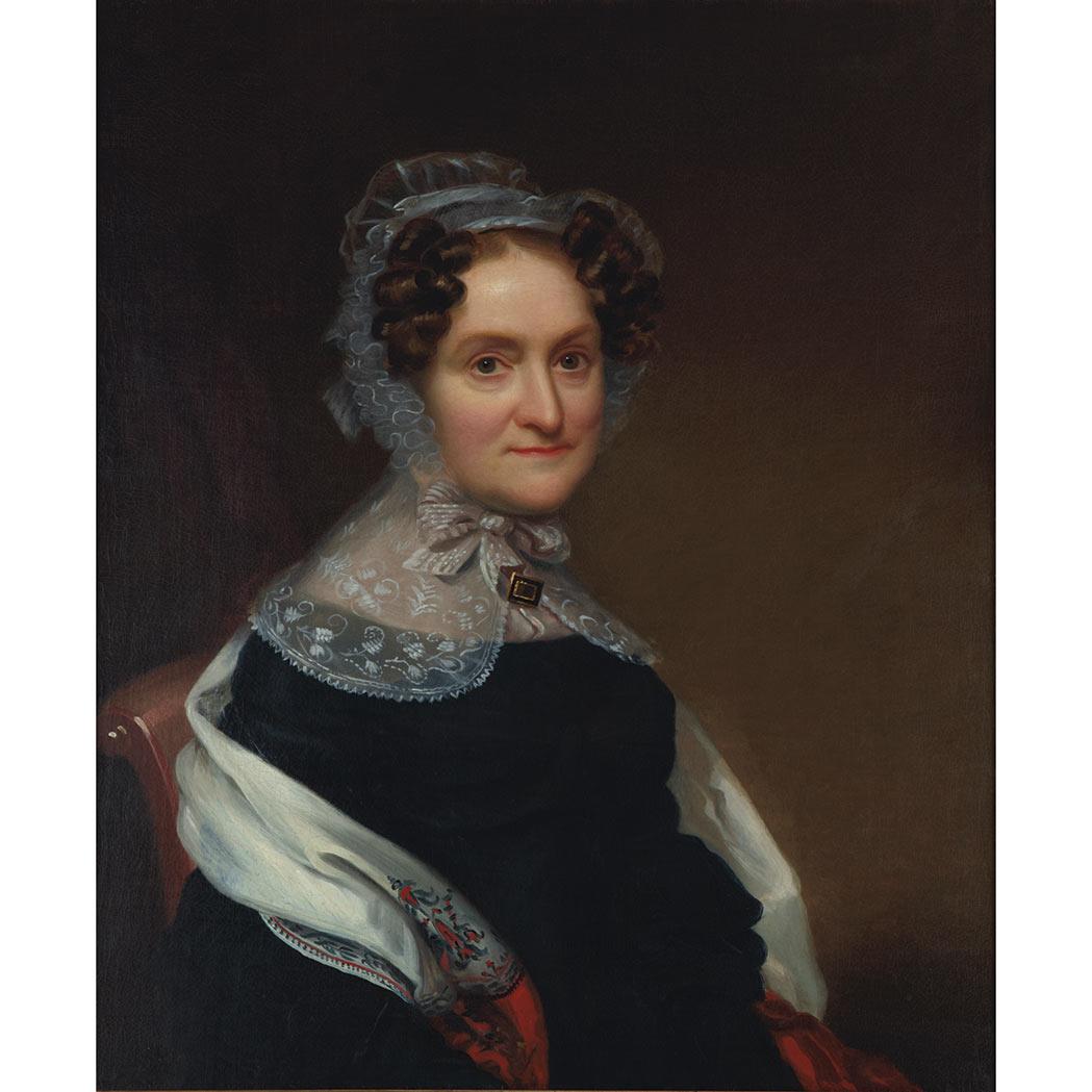 Mary Winthrop Spooner