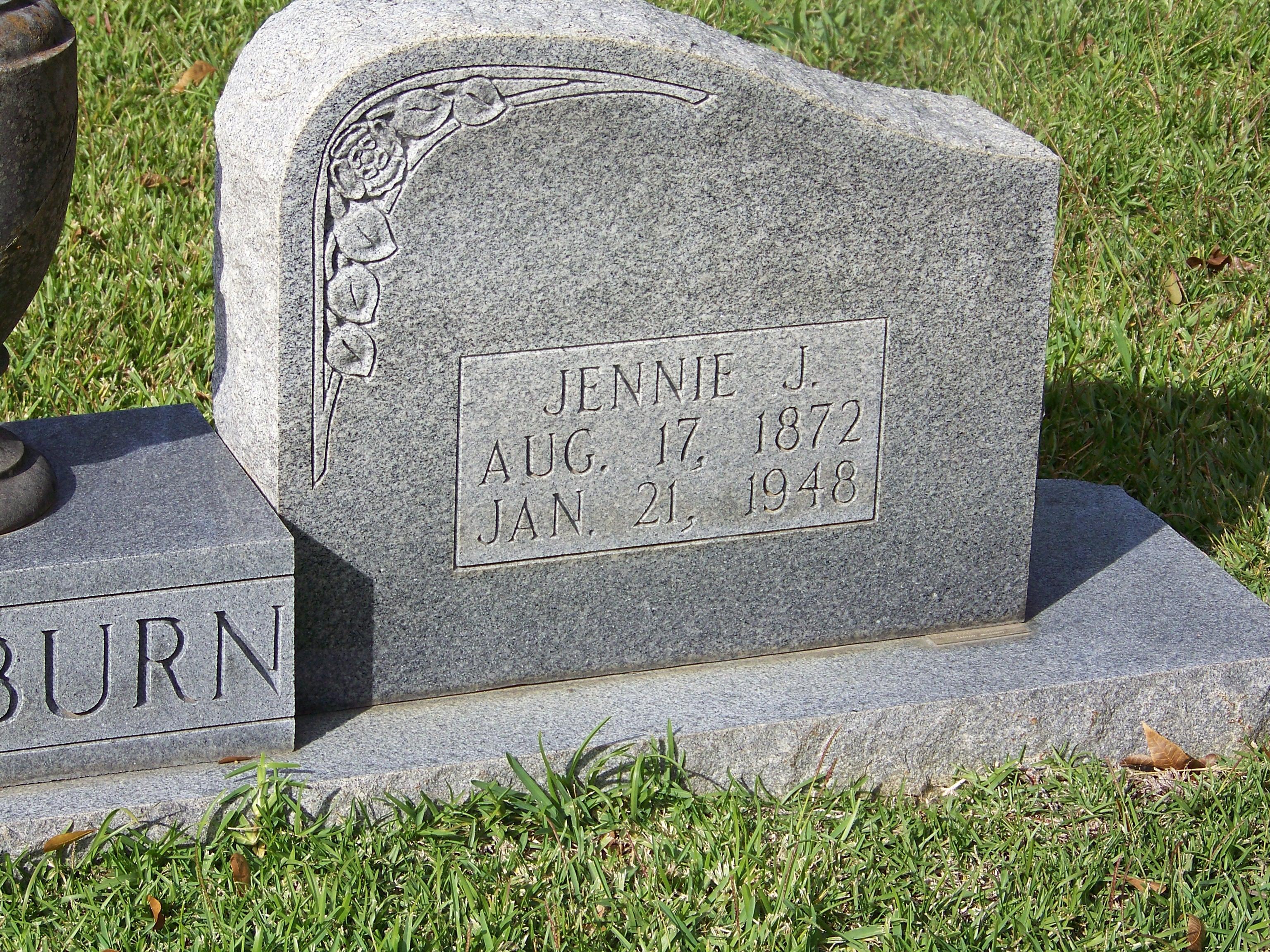 Jennie J Watts