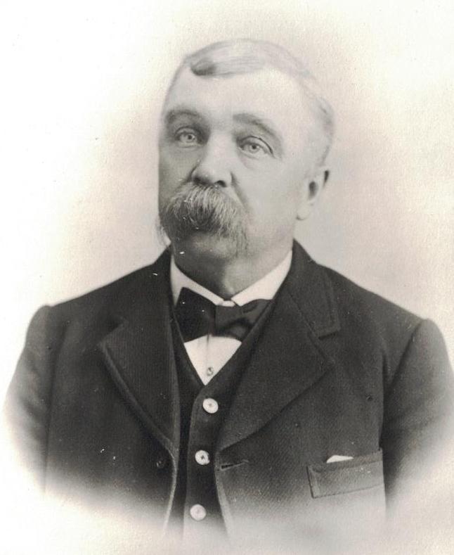 Charles Cook Felton