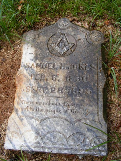 Samuel H Jones