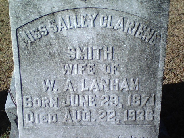 Salley Clariene Smith
