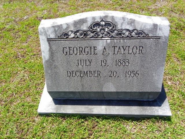 Georgie Annis Taylor