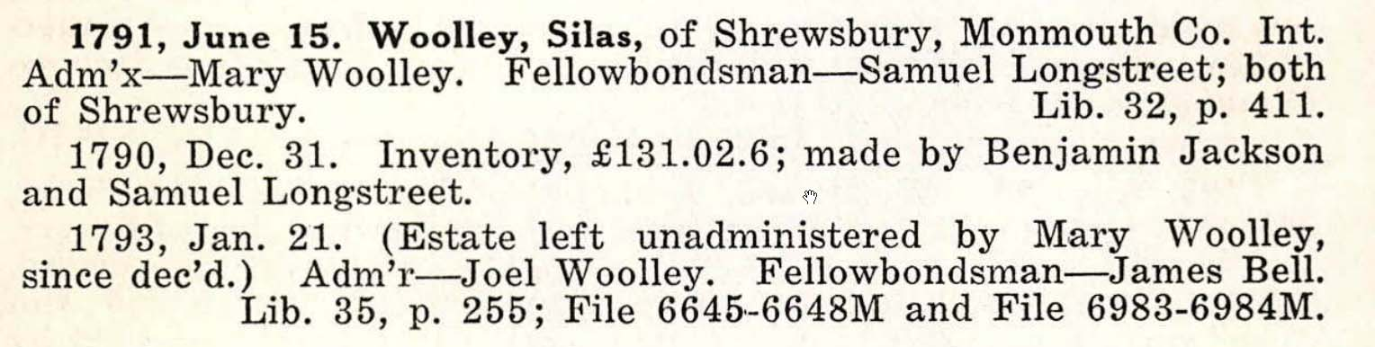 Silas Woolley