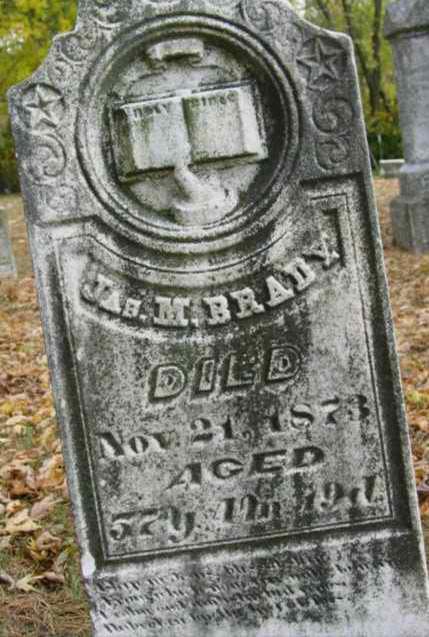 James Madison Brady