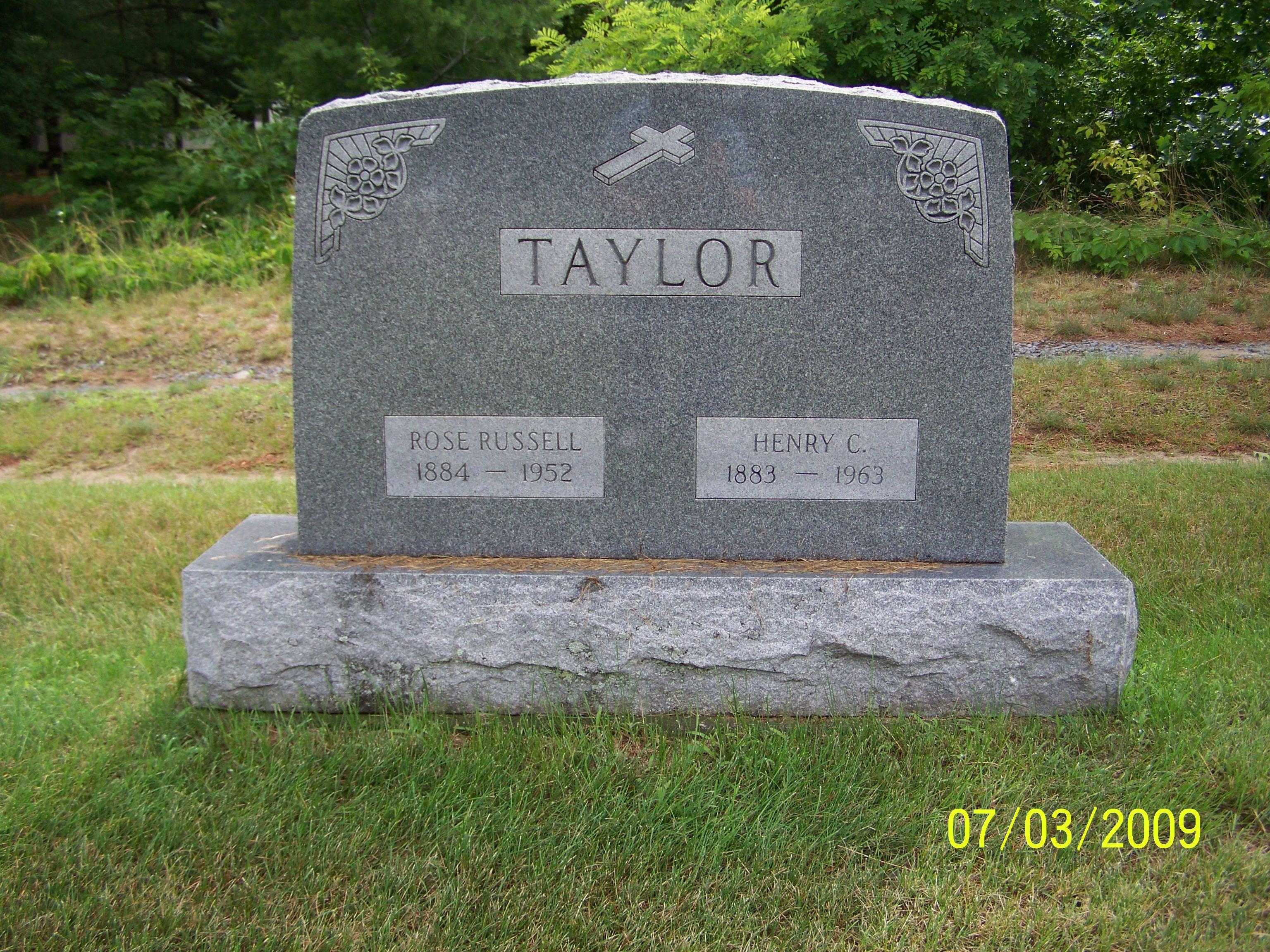 Henry C. Taylor