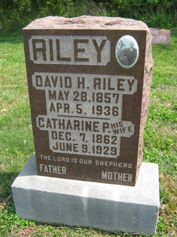 David Harrison Riley