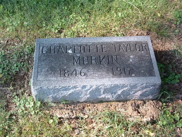 Charlotte W Taylor