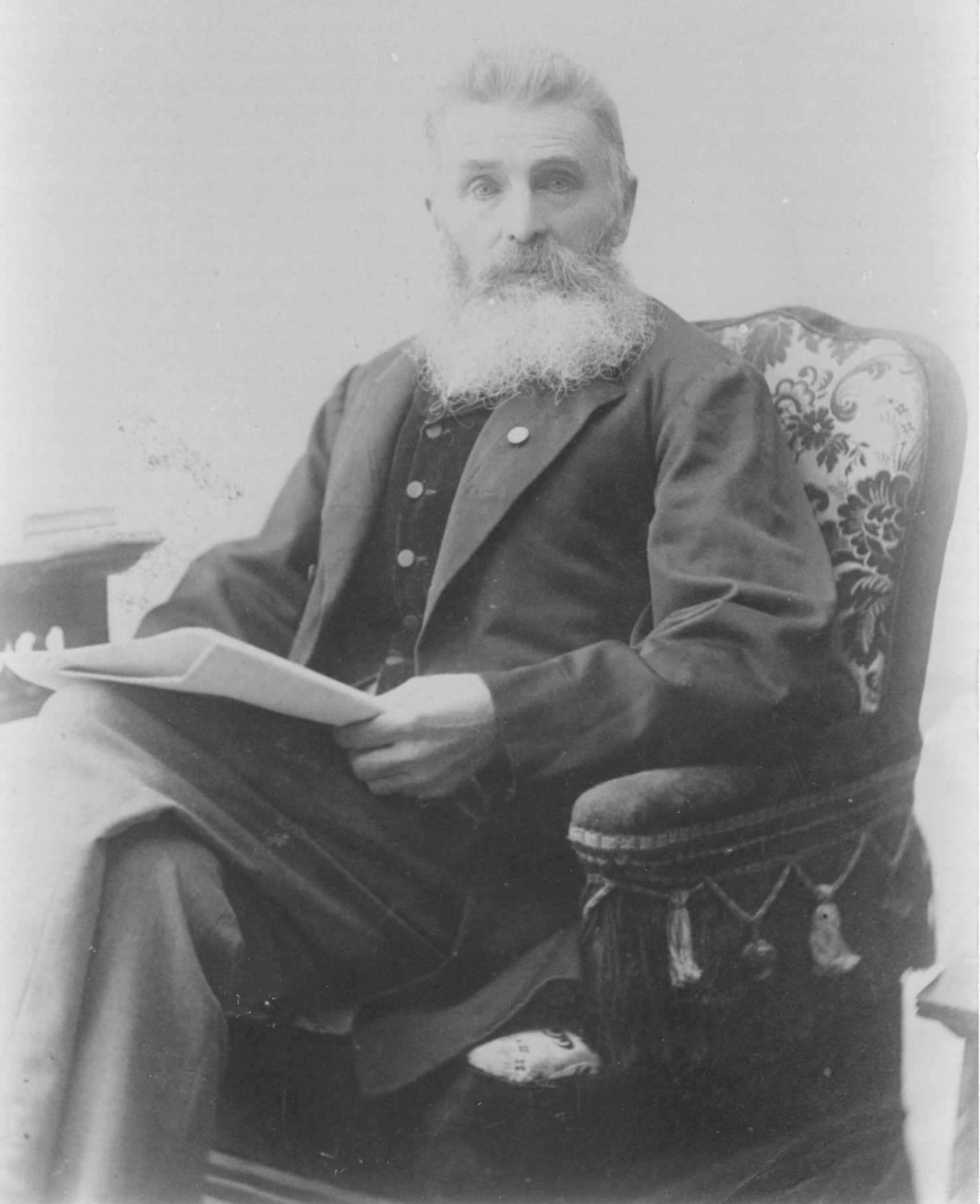 William A Jones