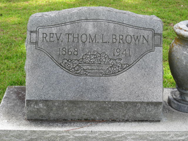 Thomas Luther Brown