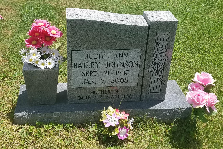 Judith Ann Bailey Johnson