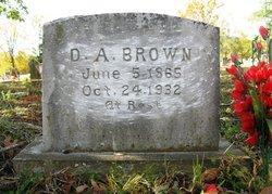 David A Brown
