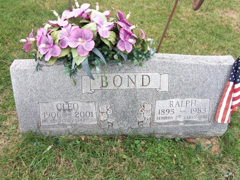 Ralph P. Bond