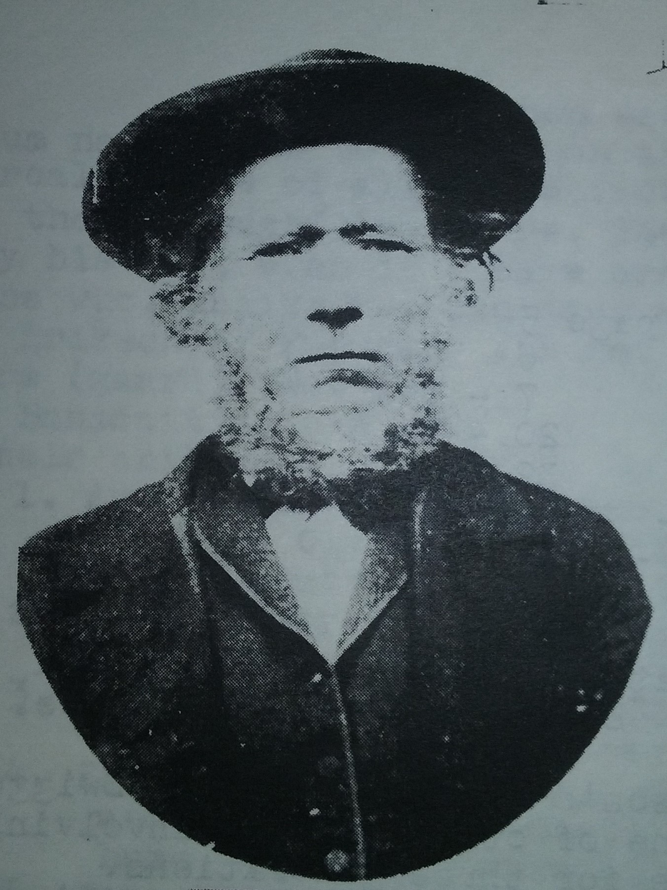 "Johannes "" John"" Carl Johnson (Jorgenson in Old York Church records)"