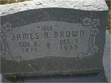 "James Alexander ""Leck"" Brown"