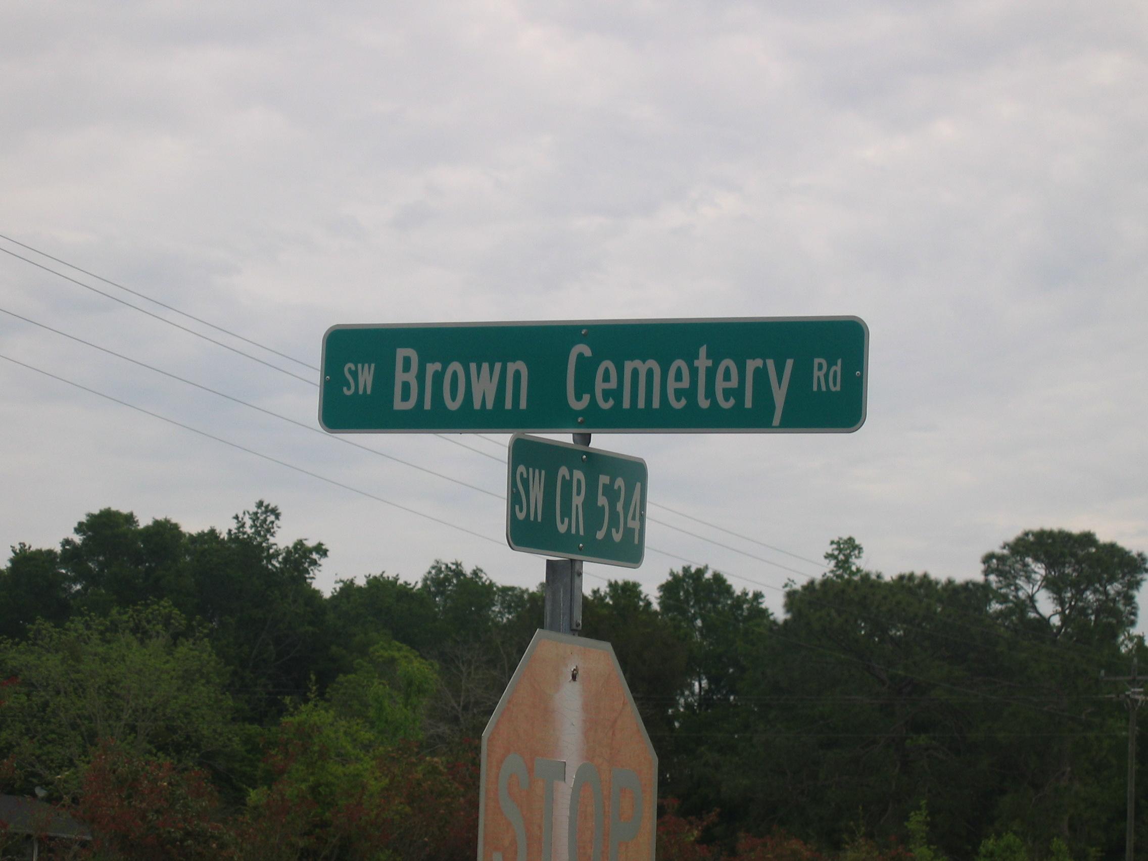 Absolom James Brown