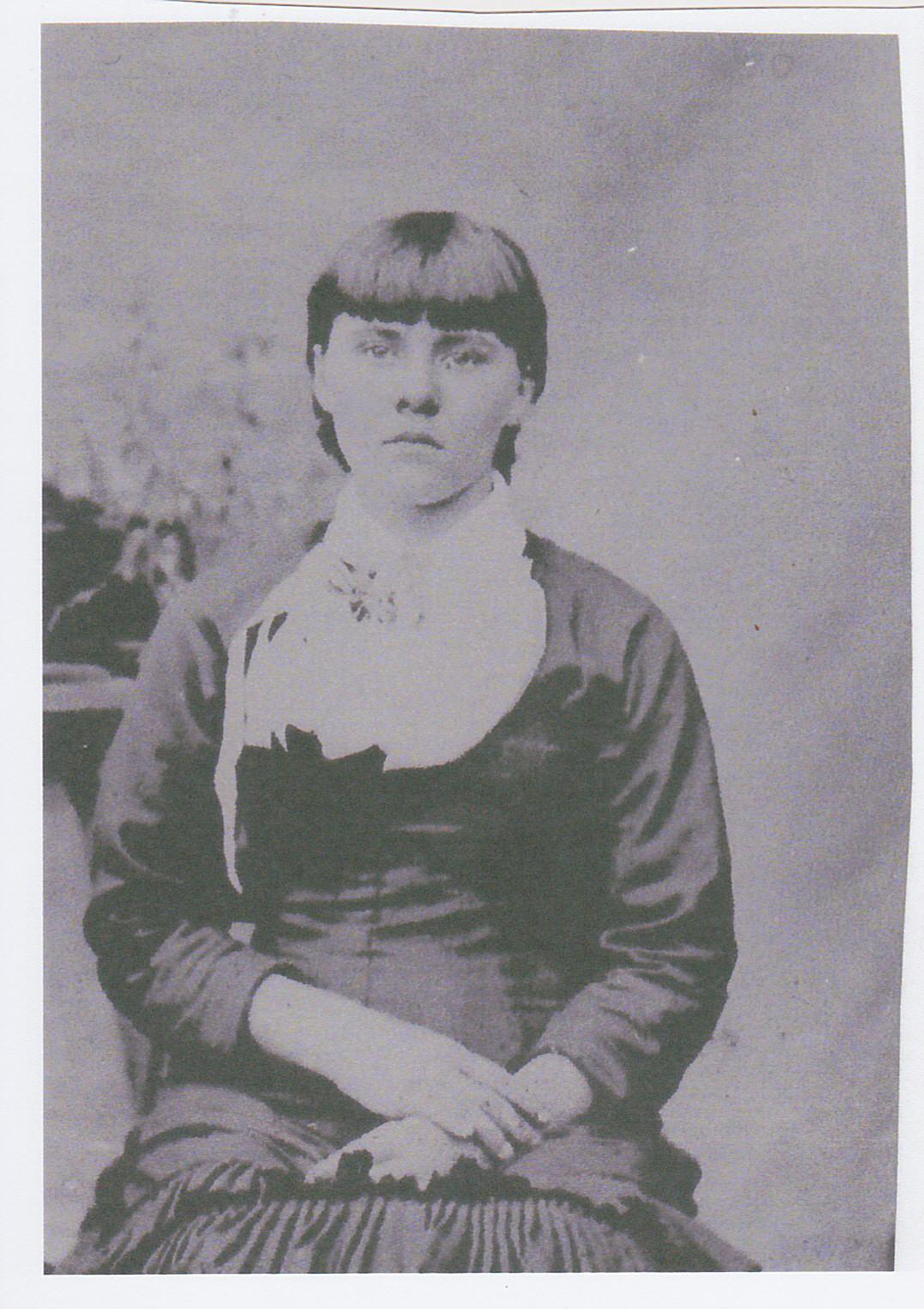 Sarah Adline Boughman Icenhour
