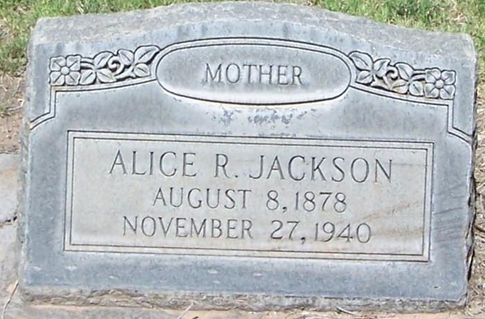 Alice Rebecca Lewis