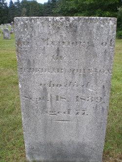 General Jedediah Johnson