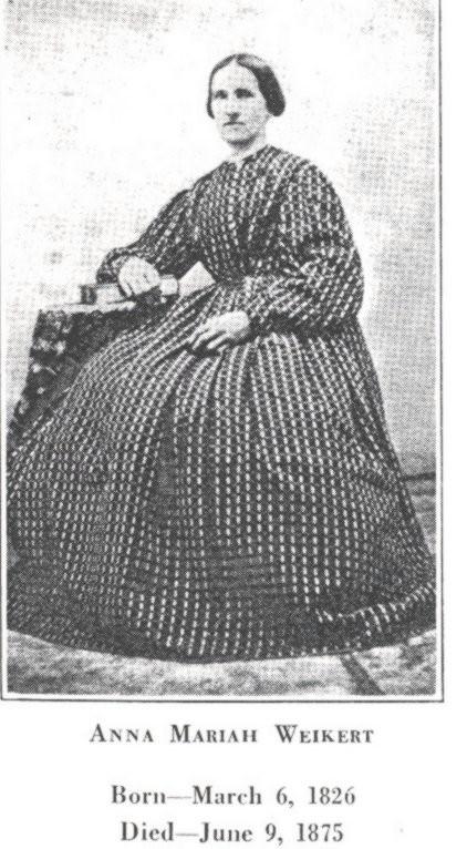 Anna MARIAH Weikert