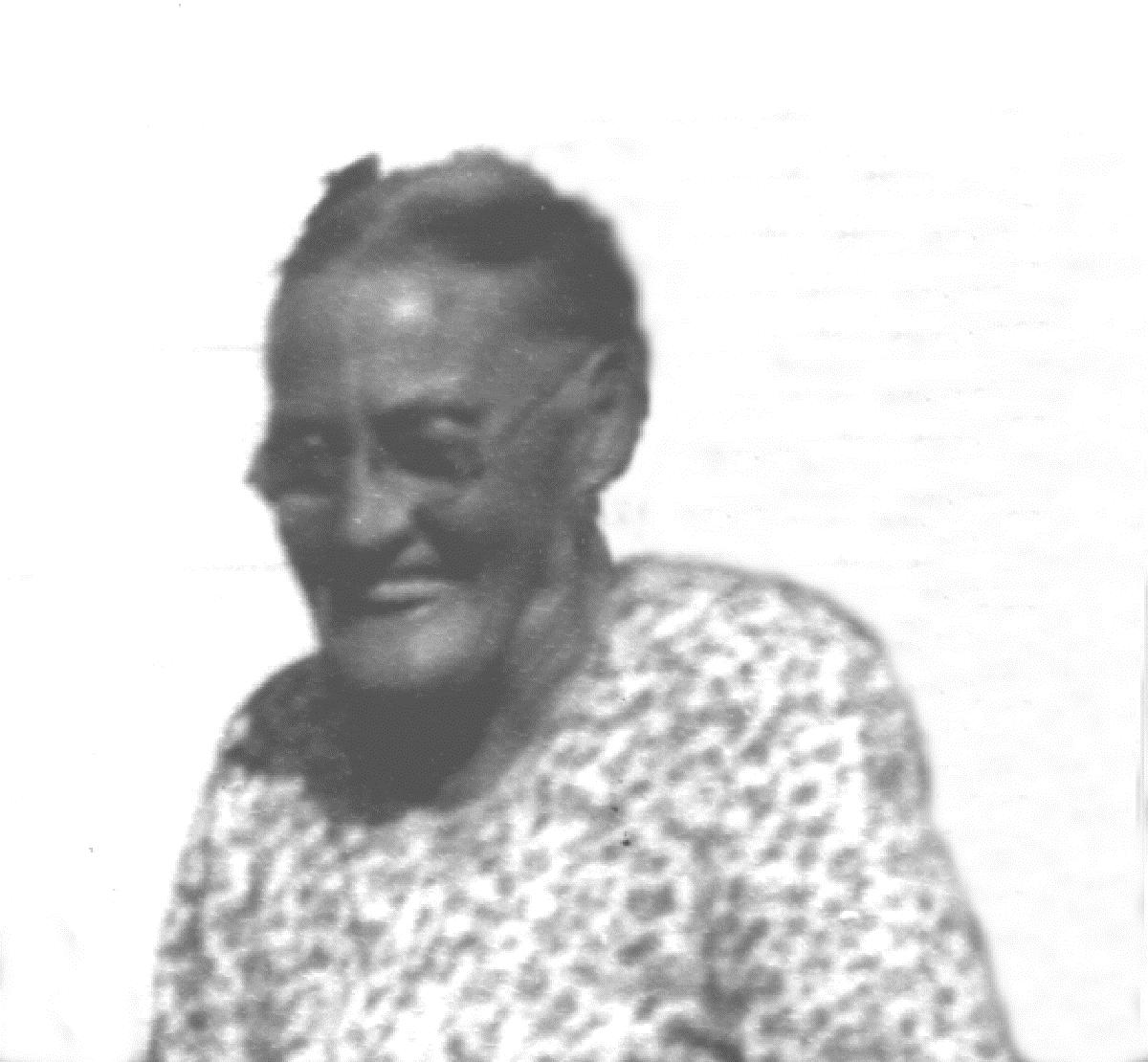 Mary Ellen Rebecca Taylor