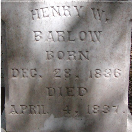 Henry Wright Barlow
