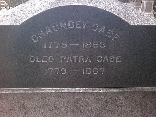 Chauncy Case