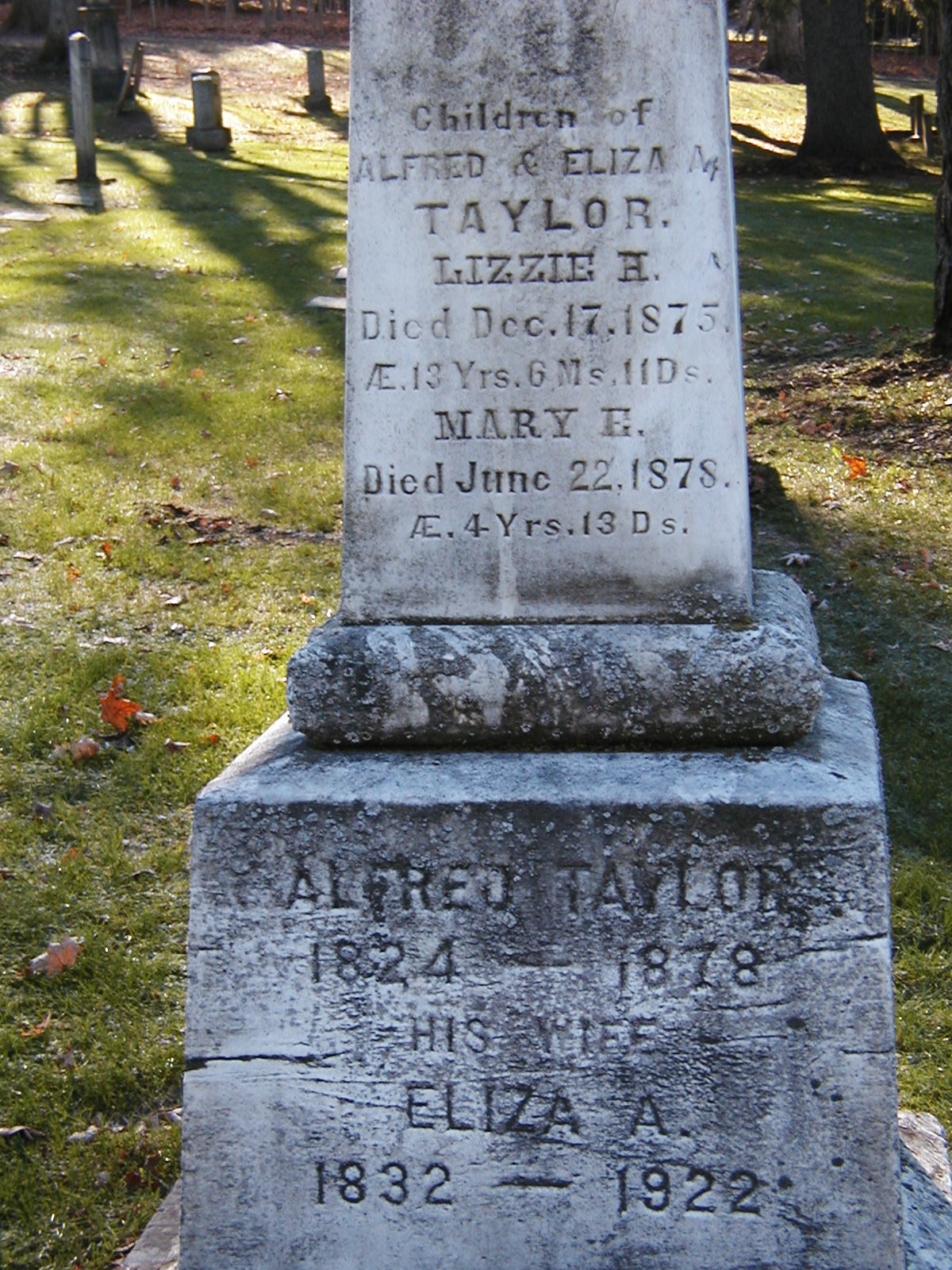 Alfred Taylor