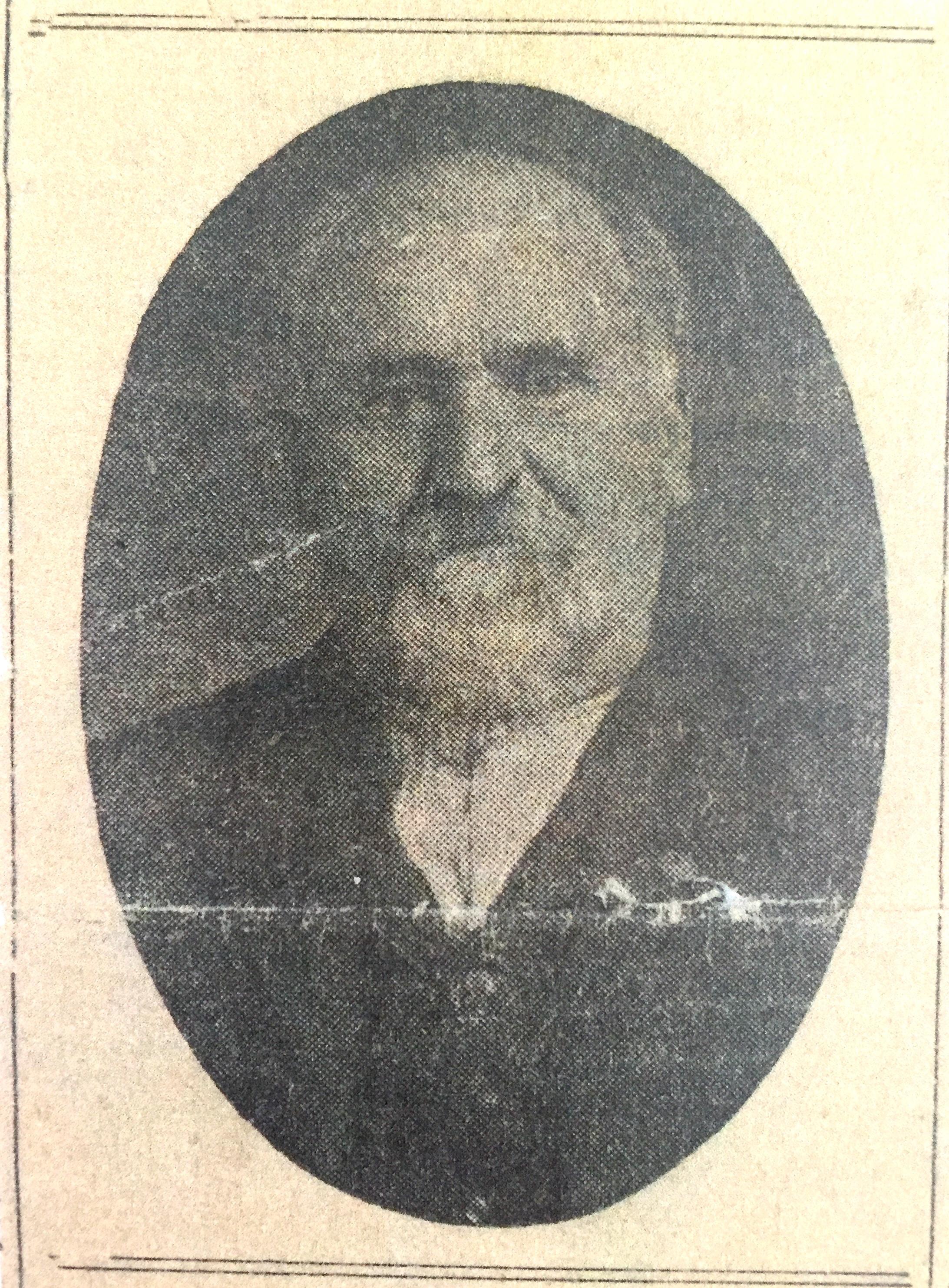 Reuben James Wilson
