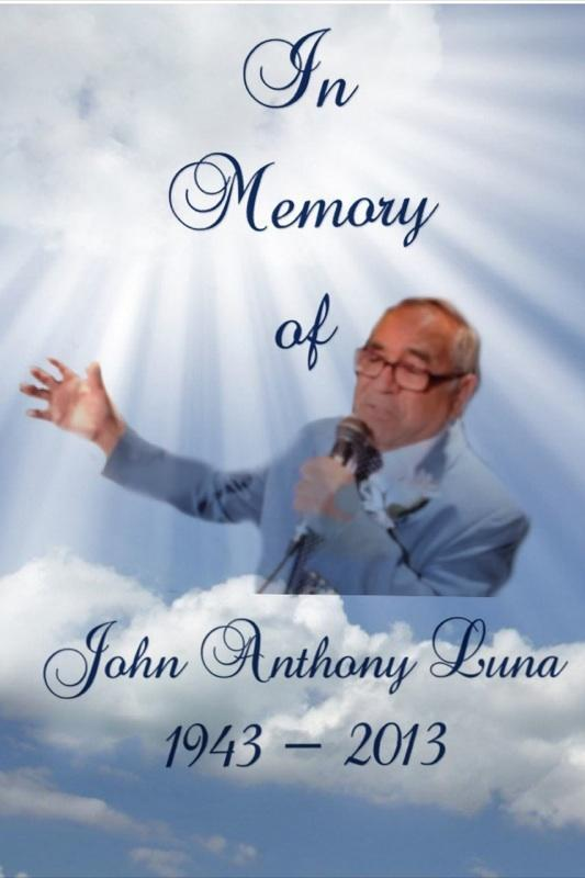 Anthony Christian Luna