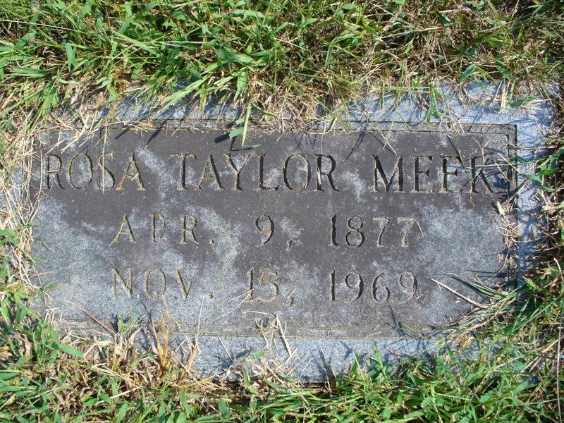 Rosa A. Taylor