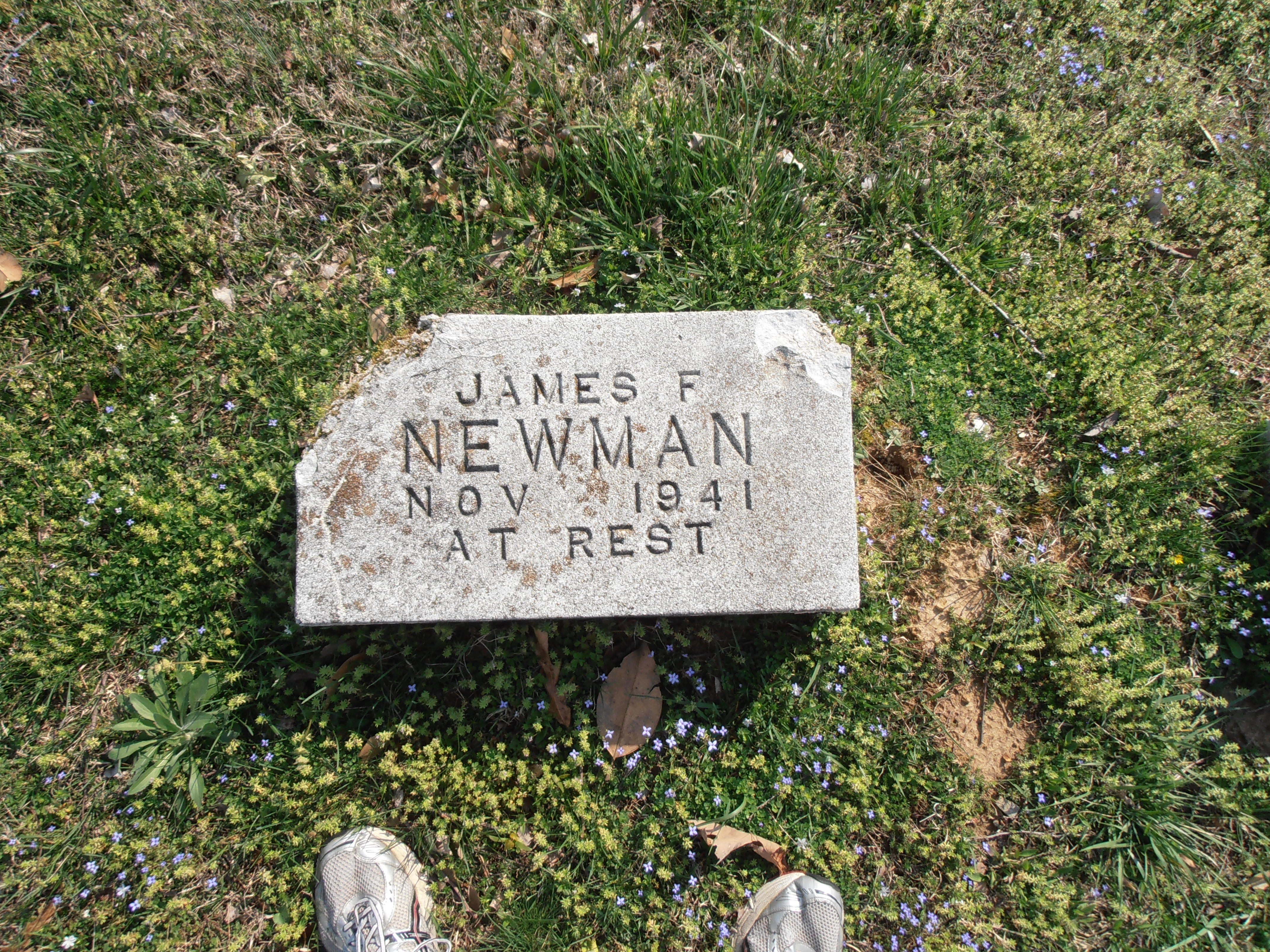 James Franklin Newman