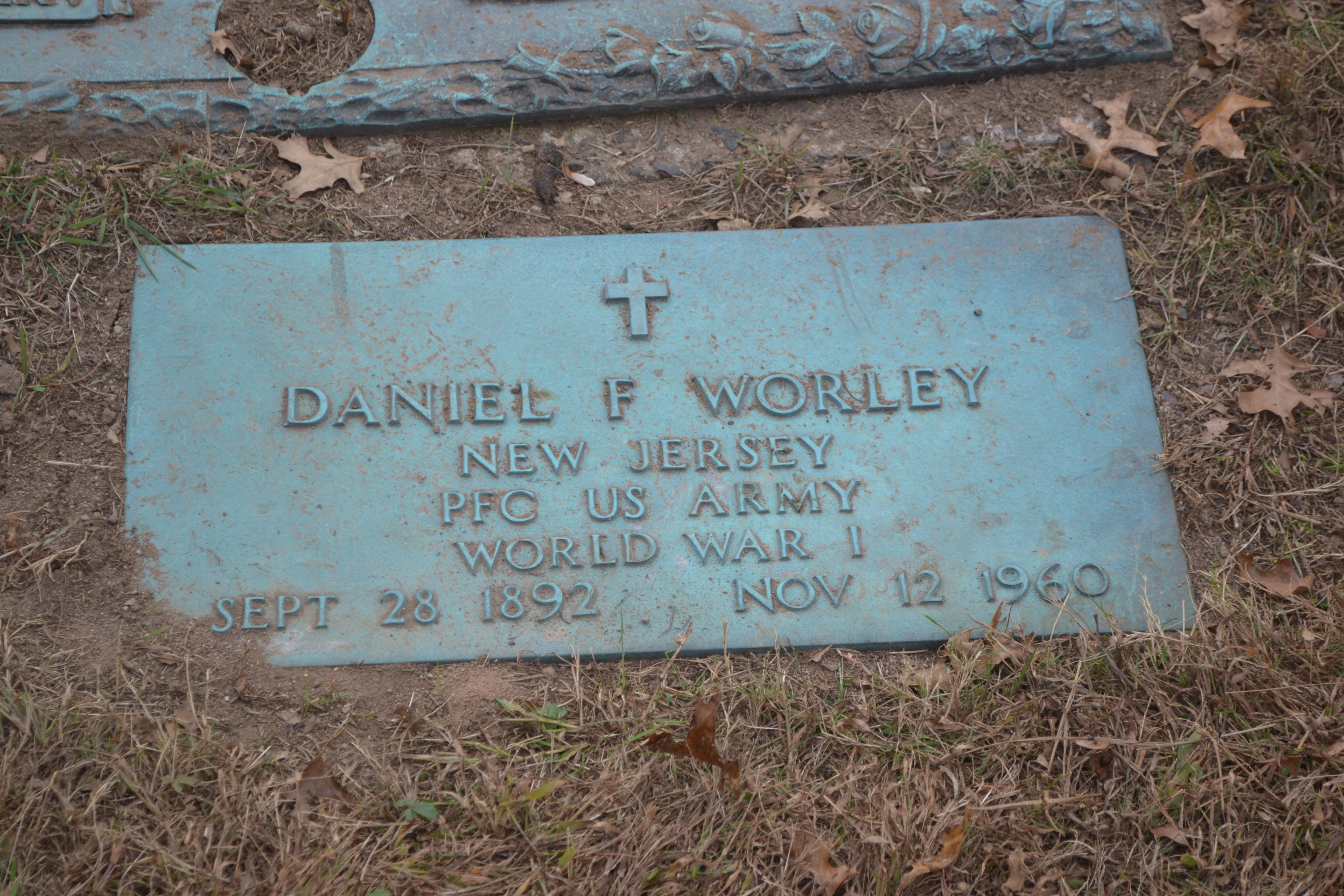 Daniel Floyd Worley