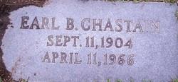 Earl Bernard Chastain