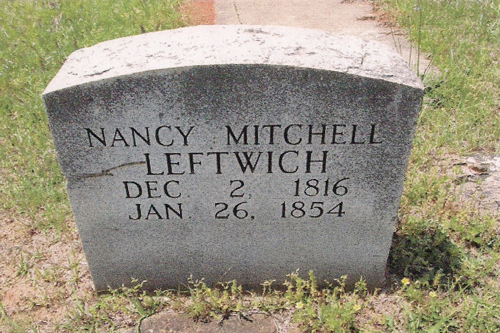 Nancy Leftwich