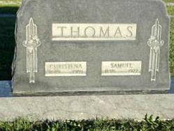 Samuel P Thomas